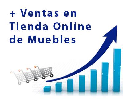¿Cómo aumentar las ventas de tu tienda online de muebles?