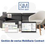 Gestionar las ventas de Mobiliario Contract