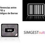 Diferencias entre RFID y código de barras