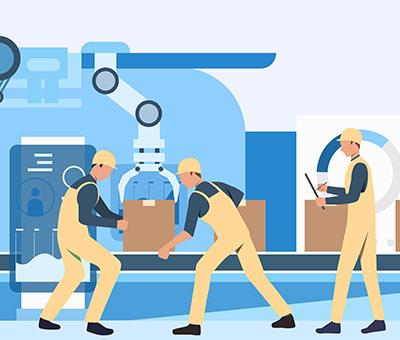 Cómo medir la eficiencia de los operarios de producción