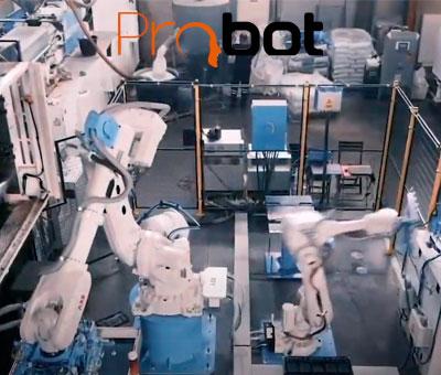 Automatización de procesos industriales para el sector del plástico