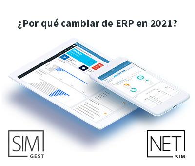 ¿Por qué cambiar de ERP en 2021?