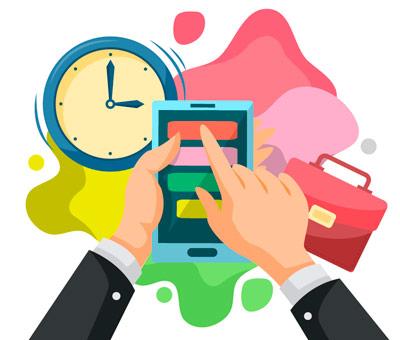 Registro de jornada laboral digital