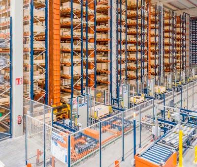 Los 5 beneficios de tener un almacén automatizado