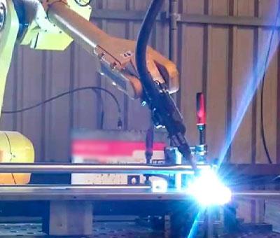 Ventajas de la soldadura robotizada para empresas del metal