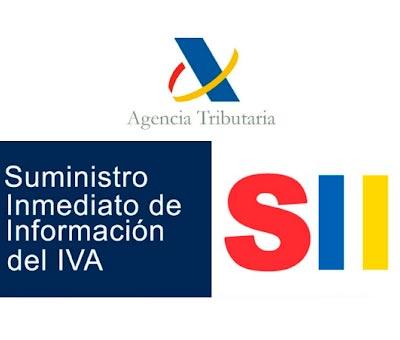 Sistema de gestión con SII (Suministro Inmediato de Información)