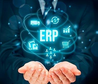 Integración del software ERP y control de la producción